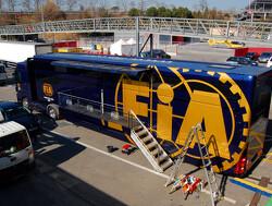 Halve wereld is aan het F5-ven op site van de FIA: site plat
