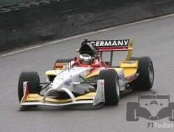 Andre Lotterer debuteert bij Team Duitsland