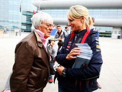 Haas accepted, other applicants being considered - Ecclestone