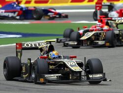 Gutierrez wint eerste race, Van der Garde scoort pole