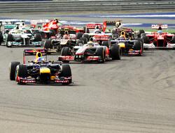 """Red Bull Racing: """"De competitie is veel breder dit jaar"""""""