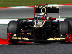 Robert Kubica scheduled to test the Lotus E20