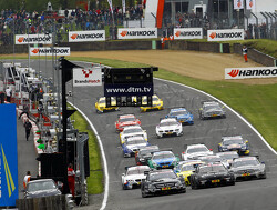 DTM and Hankook extend partnership until end of 2016