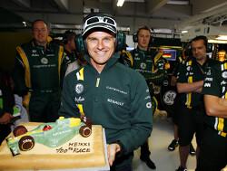 Kovalainen rejoins Caterham as development driver