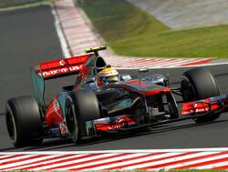 """Lewis Hamilton: """"Bij McLaren was het bij één titel gebleven"""""""
