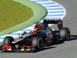 Jerez day 2: Grosjean P1 - problems for Mercedes continue
