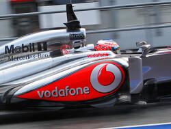 Button verontwaardigd door kritiek Hamilton op McLaren