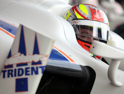 Berthon and Ceccon kick off season for Trident