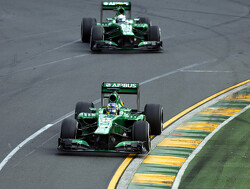 Caterham announces Kobayashi and Ericsson, Frijns reserve driver