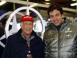 Mercedes backs Wolff amid negative remarks saga