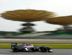 China 2013 preview quotes: Sauber