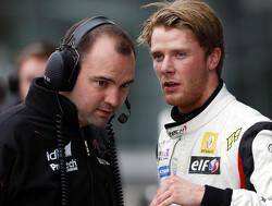 Nigel Melker test deze week voor ISR op Jerez