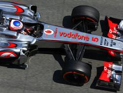 Button kiest voor startnummer 22, Ricciardo dit jaar met 3