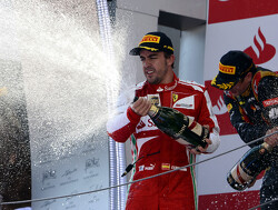 "Alonso will be happy if he can ""taste champagne"" again"