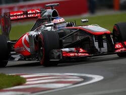 McLaren evalueert nieuwe onderdelen bij test op Idiada