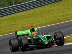 Fantin tekent bij Draco Racing voor 2014