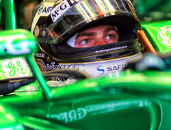 "Giedo van der Garde: ""My start was great"""