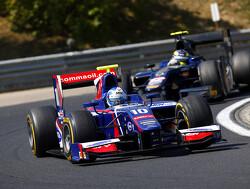 Palmer opent weekend in Singapore met beste tijd
