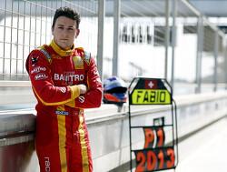 Fabio Leimer test op 27 mei voor Lotus op Paul Ricard