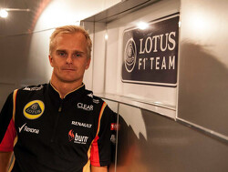 Kovalainen announced as stand-in for Raikkonen at Lotus