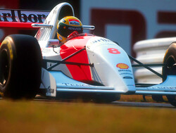 Historie: Haven't made the grid: De McLaren MP4-8 Chrysler uit 1993