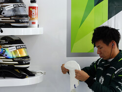 Kamui Kobayashi to race for Caterham in Abu Dhabi
