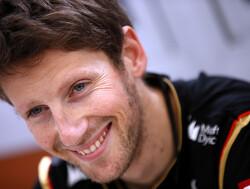 Grosjean spiegelt Lotus voor het gemak aan Brawn GP