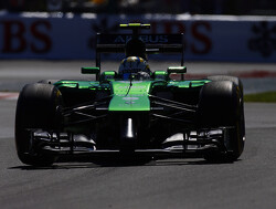 Caterham sale caught its drivers by surprise