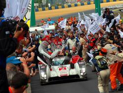 Le Mans: Audi uiteindelijk toch weer de sterkste