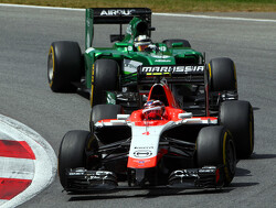 Caterham and Manor on provisional entry list for 2015