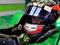Caterham confirms race seat for Stevens in Abu Dhabi