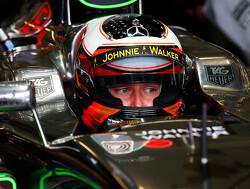 Vandoorne test in Abu Dhabi met McLaren-Honda