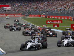F1 'appeal' has gone down a little - Friesacher