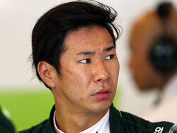 Kobayashi to race alongside Ericsson for Caterham in Russia