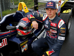 Free practice debut in 2014 possible for Max Verstappen