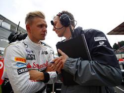 'Magnussen gaat Maldonado vervangen bij Renault'