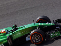 Caterham wants to use 2014 engine next year