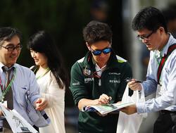 Kobayashi etaleert snelheid bij Super Formula-test