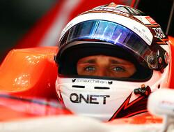 Eerste IndyCar-test een shock volgens Chilton