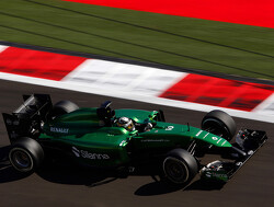 Ecclestone stak Caterham F1 Team helpende hand toe