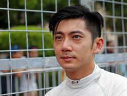 Ho-Pin Tung reveals car for upcoming season