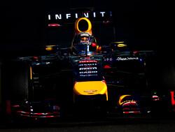 'Red Bull Racing ontsnapte aan een race schorsing'