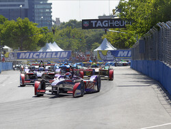 Formula E more competitor for GP3 than for F1