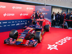 Scuderia Toro Rosso launches their 2015 challenger