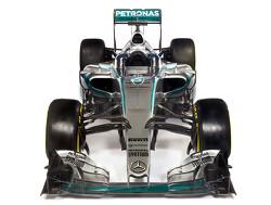 Het verhaal achter de W06 van Mercedes