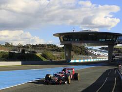 Toch geen Spaanse F1-race op Jerez de la Frontera