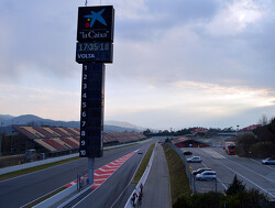 Follow LIVE the fourth day of test 1 in Barcelona