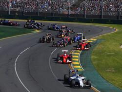 Foto's: De Australische Grand Prix van vorig jaar