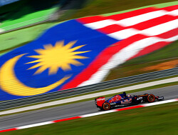 Toro Rosso team mates return to memorable Malaysia