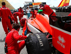 Manor's one-car Sepang race was a 'clear strategy'